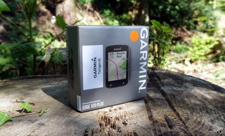 Les fonctions de navigation du Garmin Edge 520 Plus testées de fond en comble - nakan.ch