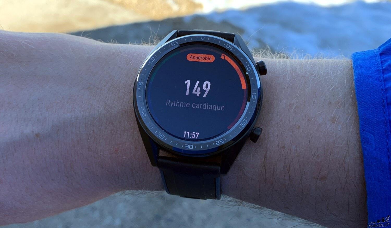 Fond Connectée Comble ch Huawei La Nakan Watch Gt De Montre Testée En RL4Aj5q3