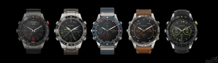 Garmin MARQ, tout savoir sur cette série de montres très haut de gamme - nakan.ch