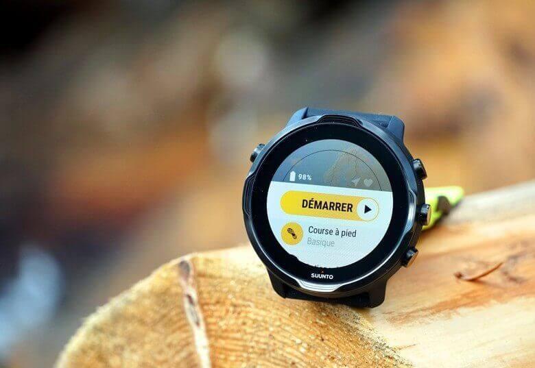 La montre WearOS Suunto 7 testée de fond en comble