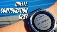 Astuce 28: Quelle configuration GPS utiliser sur sa montre de sport?